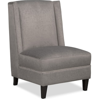 Roberto Accent Chair - Gray