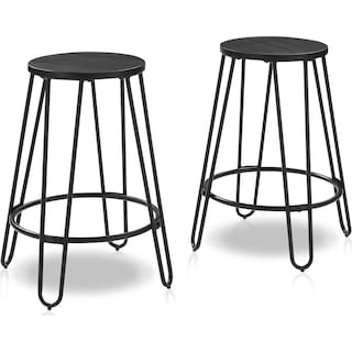 Sami Set of 2 Counter-Height Stools
