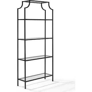 Shea Bookcase - Bronze