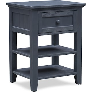 Sidney Nightstand - Navy