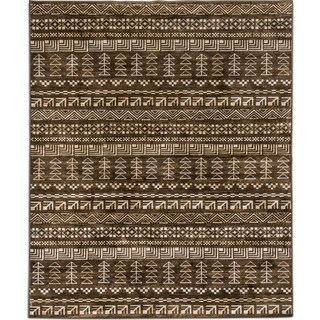 Sonoma 5' x 8' Area Rug - Brown and Ivory