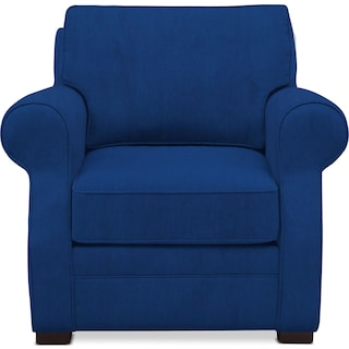 Tallulah Chair - Abington TW Indigo