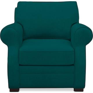 Tallulah Chair - Toscana Peacock