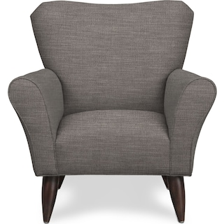 Kady Accent Chair - Victory Smoke