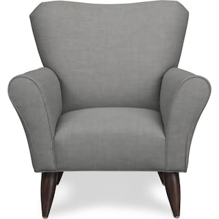 Kady Accent Chair - Dudley Gray