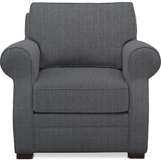 Tallulah Chair - Depalma Charcoal