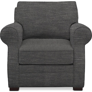 Tallulah Chair - Curious Charcoal