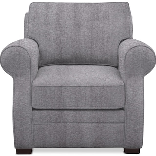 Tallulah Chair - Living Large Charcoal