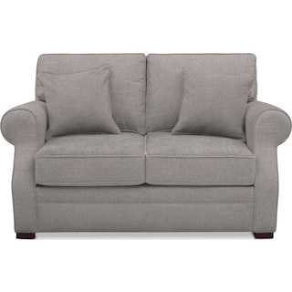 Tallulah Loveseat - Curious Silver Pine