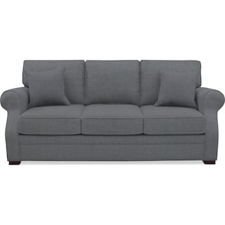 Tallulah Sofa - Milford II Charcoal