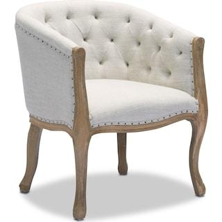Tess Accent Chair - Beige
