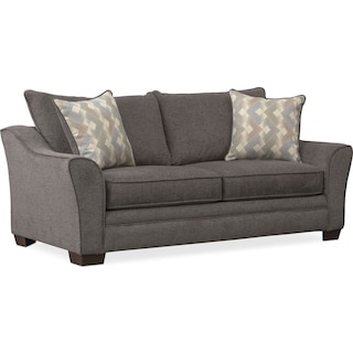Trevor Loveseat - Gray