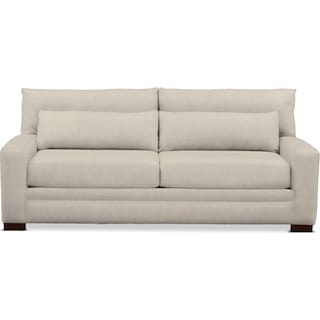 Winston Comfort Sofa - Curious Pearl
