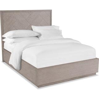 Zen King Bed