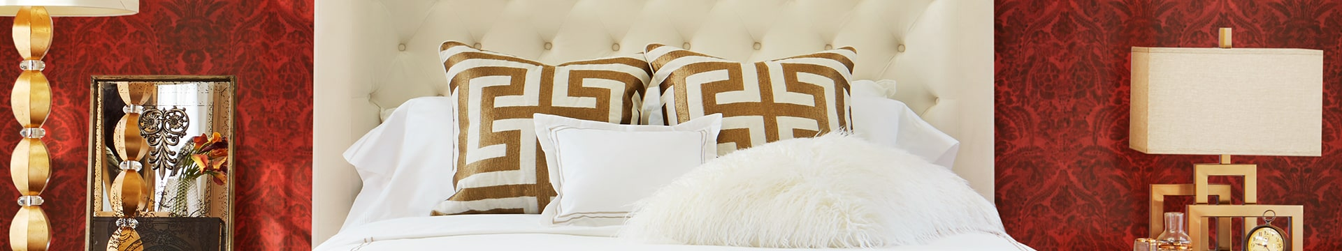 Bedroom Accent Pillows