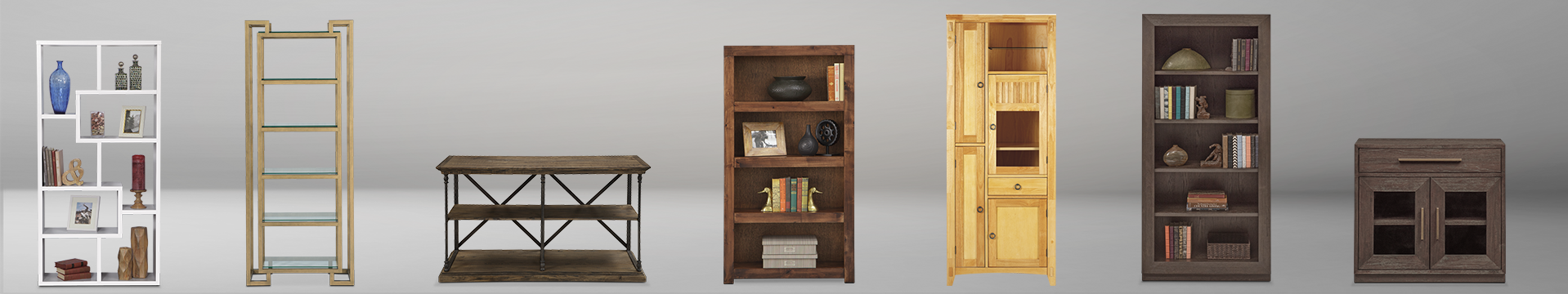 Exceptional Bookcases