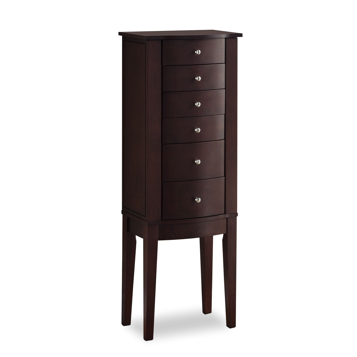 Bedroom Furniture - Abbie Jewelry Armoire