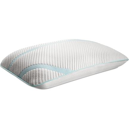 Tempur-Pedic® Low-Profile TEMPUR-Adapt® Cloud & Cooling Queen Pillow