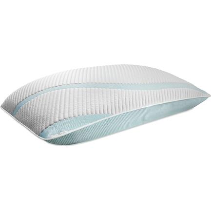 Tempur-Pedic® Medium-Profile TEMPUR-Adapt® Cloud & Cooling Queen Pillow