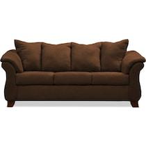 adrian dark brown  pc living room