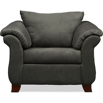adrian gray  pc sectional and chair