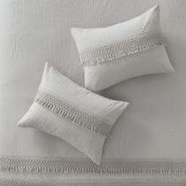 alden gray full queen bedding set