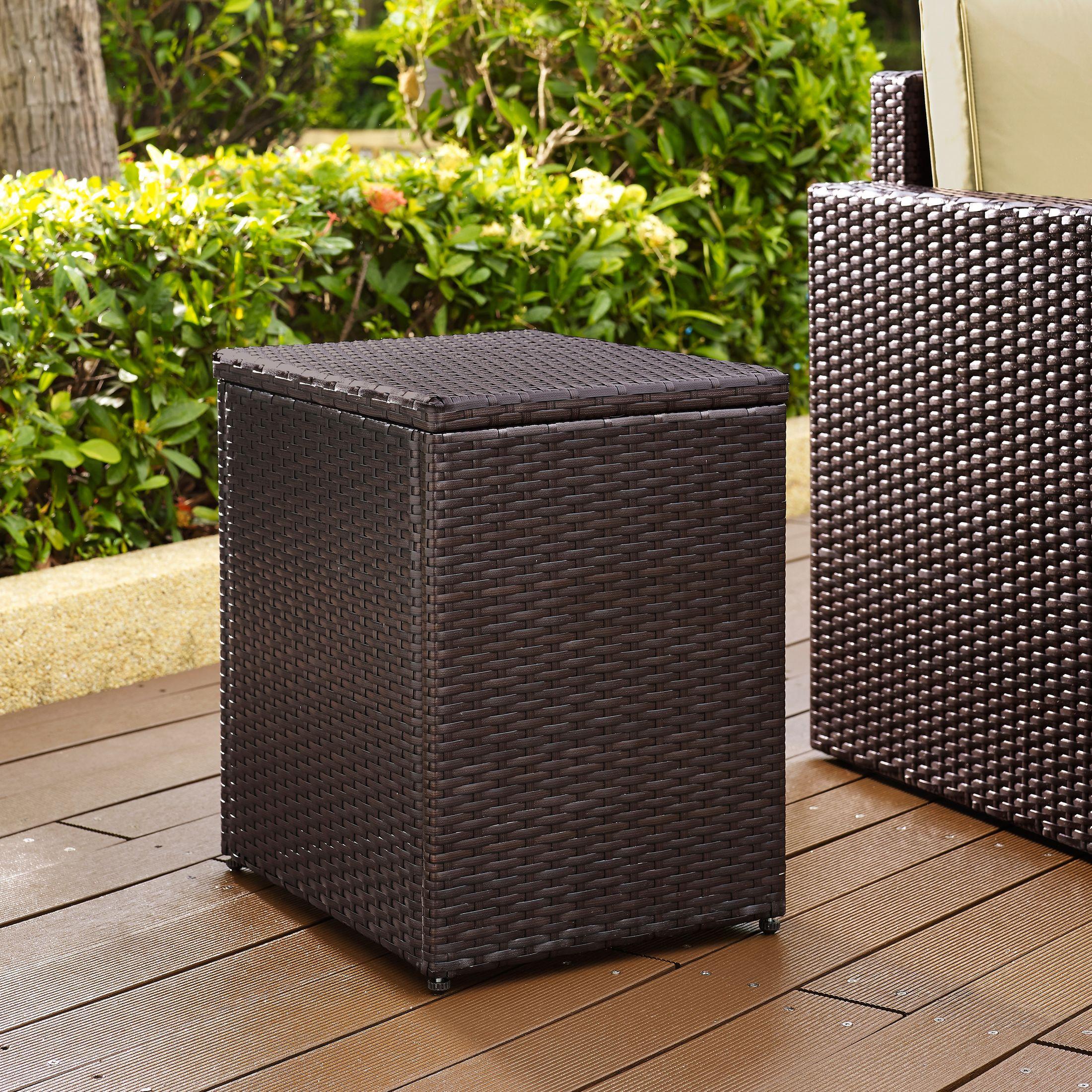 Outdoor Furniture - Aldo Outdoor End Table