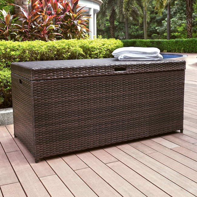 Outdoor Furniture - Aldo Outdoor Storage Bin