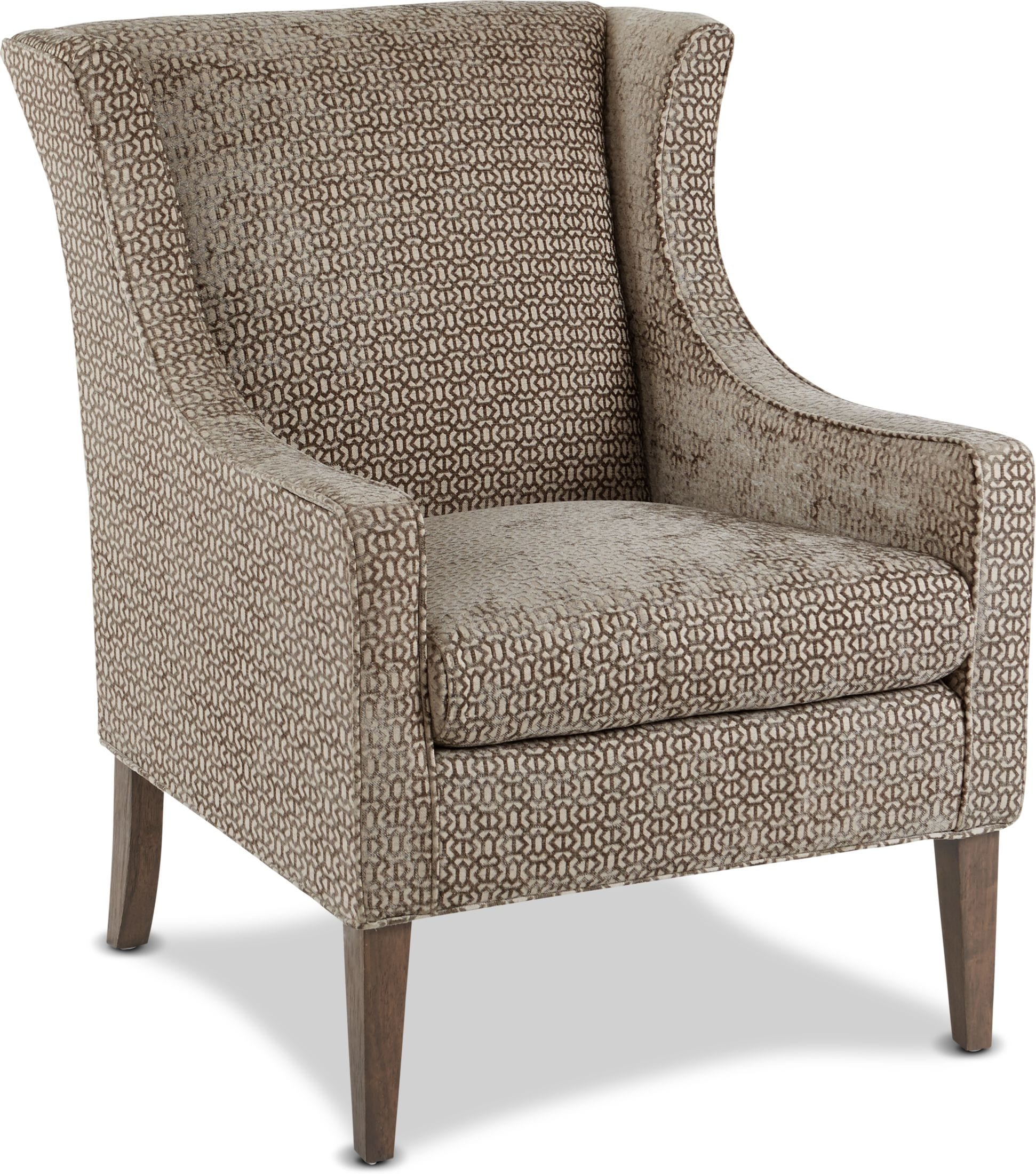Living Room Furniture - Allison Accent Chair