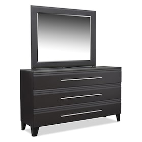 Allori Dresser and Mirror