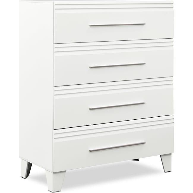 Bedroom Furniture - Allori 4-Drawer Chest