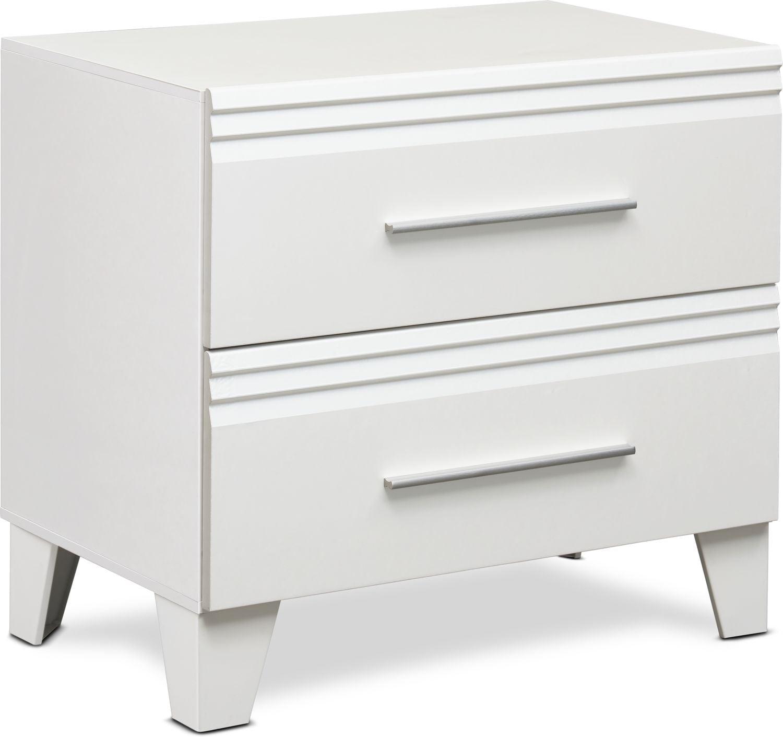 Bedroom Furniture - Allori Nightstand
