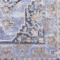 alps lavender gray area rug ' x '