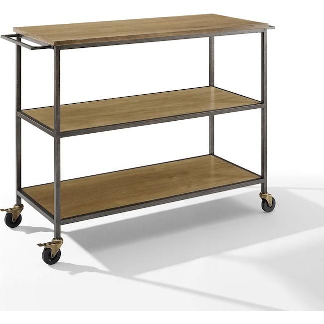 Dining Room Furniture - Alva Kitchen Cart