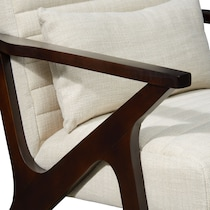 anderson accent chair white accent chair
