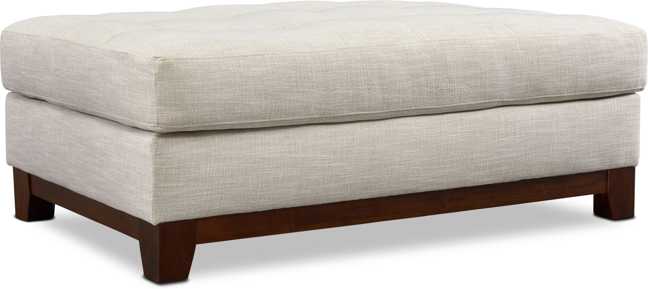 Living Room Furniture - Anderson Ottoman