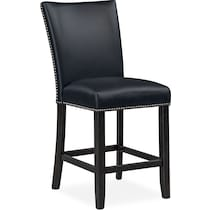 artemis counter height black counter height stool