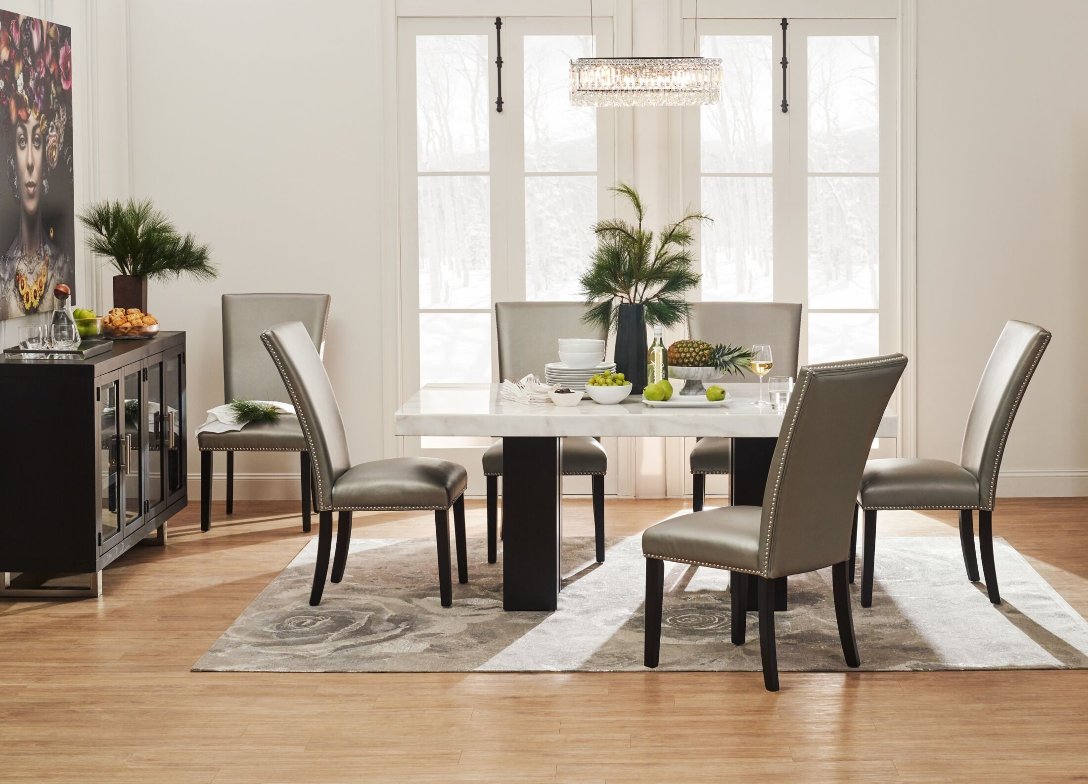 The Artemis Dining Collection American Signature Furniture