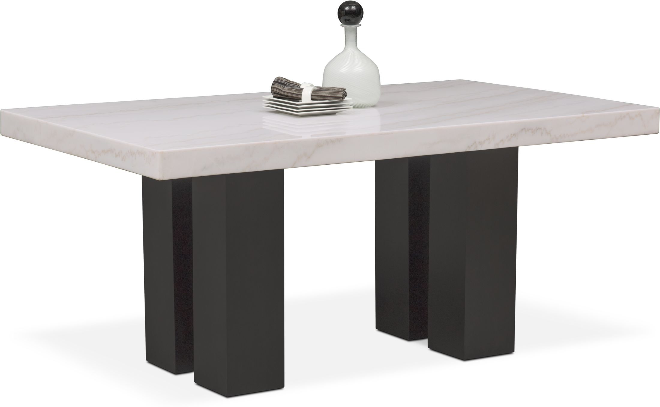 Dining Room Furniture - Artemis Marble Dining Table