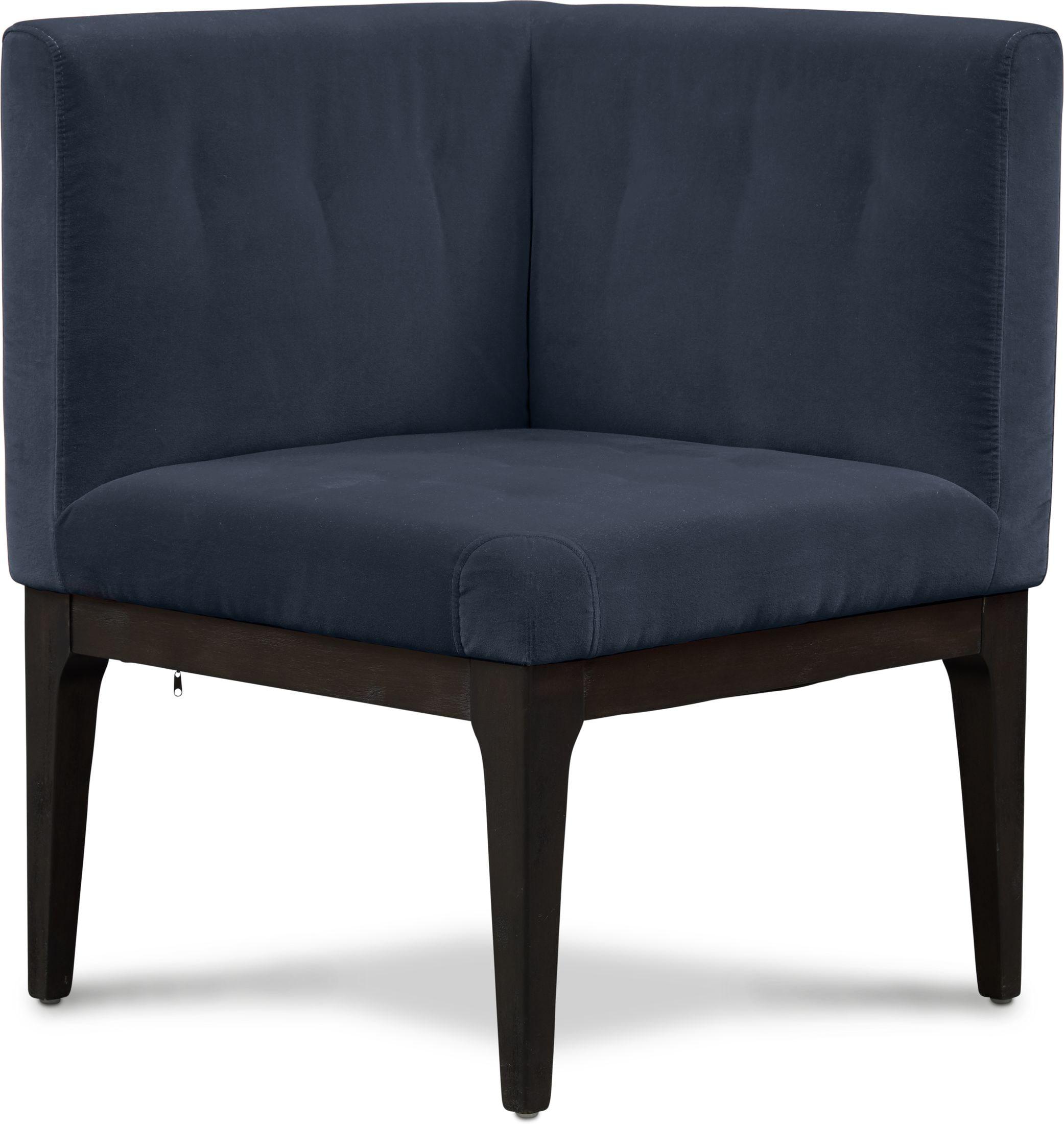 Dining Room Furniture - Artemis Corner Chair - Shadow