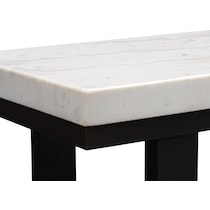 artemis white coffee table