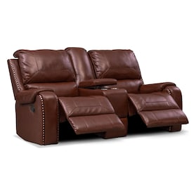 Austin Manual Reclining Loveseat