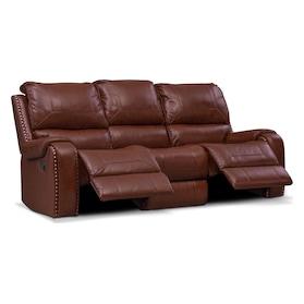 Austin Manual Reclining Sofa