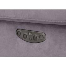 austin gray power recliner
