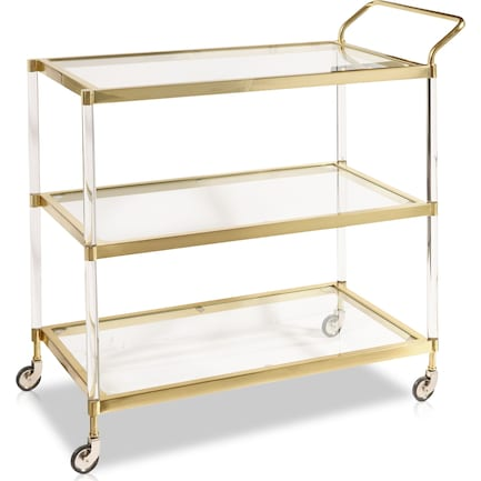 Avion Bar Cart