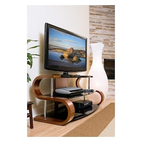 Beacon TV Stand - Walnut
