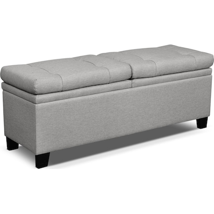 Bella Marmor Storage Bench