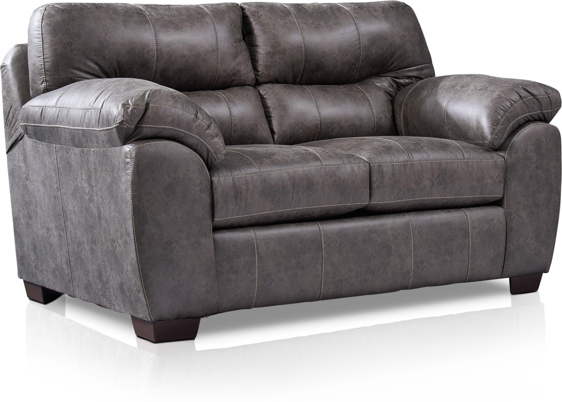 Living Room Furniture - Bennett Loveseat