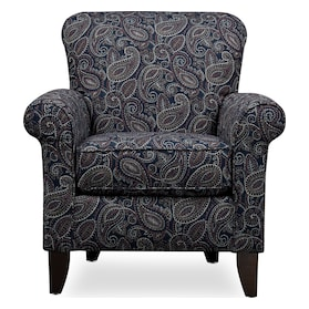 Kingston Patterned Accent Chair