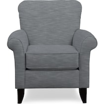 berkeley blue accent chair